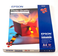 Epson Photo Quality Inkjet Paper A4 100 sheets