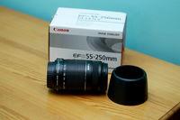 Обектив Canon EF-S 55-250mm f/4-5.6 IS II