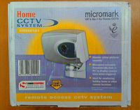 2 чисто нови цветни камери за видеонаблюдение Micromark