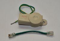 APC LAN протектор. Защитава линията от пренапрежение