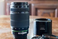 SMC Pentax-DA 55-300mm F4-5.8 ED