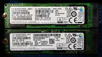 SSD Samsung SM951 512GB NVMe M.2 2280  PCIe 3.0 x4