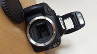 Canon EOS 100D - Перфектно състояние, 3 батерии