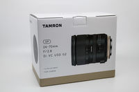 Tamron SP 24-70mm f/2.8 Di VC USD G2 Lens за Canon - нов
