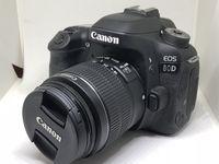 Нов Canon EOS 80D тяло + Canon EF-S 18-55mm f/3.5-5.6 III
