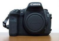 Canon 7D тяло - на много малко километри (под 5000 кадъра)