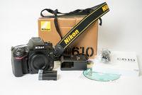 Фотоапарат Nikon D610