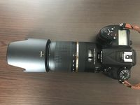 Nikon D7200 + Обективи Tamron SP AF 70-300mm F/4-5.6 Di VC USD и Sigma 17-50mm F/2.8 EX DC OS HSM