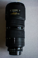 Nikon 80-200mm f2.8 AF-D