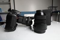 Sigma 24-35Art + Sigma 50Art + Nikon D800 - 3800 BGN