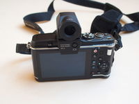 Olympus PEN E-P3, Olympus VF-2 Electronic View Finder и Olympus M.Zuiko Digital 14-42mm f/3.5-5.6 II R