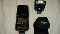 Светкавица Nikon SB 28 и Nikon RB 400