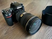 Nikon D750 + Nikon 24-70 2.8