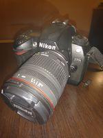 Nikon D70 + Sigma 18-200 3.5-6.3 DC