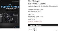 Книга за Fujifilm X-Pro2