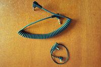 Кабели,ролки за лентови апарати,метално жило стойка от репро,кугели,