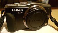 Panasonic Lumix GF6 16MP/FullHD/Wi-Fi