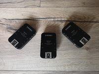 3 броя синхронизатори YN-622C E-TTL за Canon