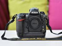 Nikon D3 на 93 хил.. кадъра в много добро състояние
