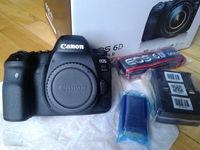 Фотоапарат Canon 6D Mark II   Чисто нов!