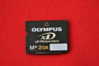 fujifilm xd picture card 2GB