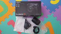 Продавам чисто нов Panasonic Lumix GX9 + 14-140