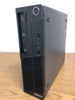 Lenovo ThinkCentre M73 Настолен компютър Intel Core i5-4570, 4GB RAM, 500GB твърд диск, DVDRW