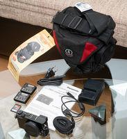 Panasonic Lumix GM5 - мини тяло с ел.визьор и подаръци.