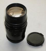 Pentacon 4/200mm, preset, 15 blades