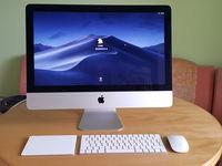 "Продавам Apple iMac Retina 4K 21.5"" 2017"