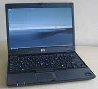 Оригинална батерия за HP 2510p и зарядно
