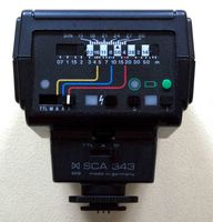 Продавам светкавица METZ - 35 СТ3 за Никон в много добро състояние