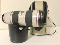 Обектив Canon EF 70-200mm f/2.8L IS USM