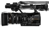 Продавам Професионална видеокамера Sony HXR-NX5E