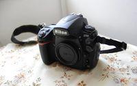 Фотоапарат D700