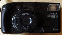 За резервни части фотоапрати YASHICA zoomtec 90 super ; PENTAX ЕСПИО 938 QD