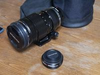 Обектив Olympus M.Zuiko Digital ED 40-150mm f/2.8 PRO