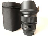 Нов Sigma 24-105mm f/4 DG HSM Art за Sony