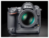 Nikon D4 тяло