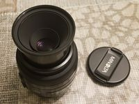 Minolta AF 50mm F2.8 Macro RS / Sigma 12-24mm F4.5-5.6 EX
