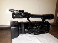 Продавам професионална видеокамера Sony hvr-z1 + подарък!!! ПРОМОЦИЯ ДО 01.05.2019