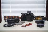 Nikon D700 + Battery Grip