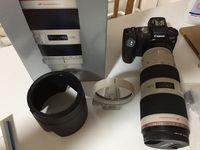 Canon 70-200 IS II - 2399 Отличен