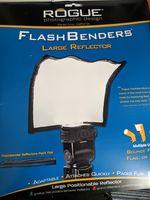 Дифузер/рефлектор за ръчна светкавица
