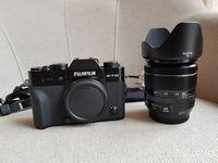 Fujifilm X-T10 и Fujifilm 18-55 f2.8-4.0