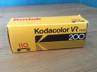 Kodak Kodacolor VR 200 Film 110 - 24 Exp