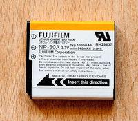 Оригинална батерия за FUJI - X10 , X20, XF1 и за много други модели