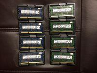 RAM DDR3L SODIMM 8GB 1600mhz PC3L-12800S ЧИСТО НОВИ рам ддр3 8гб