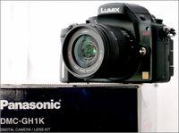 PANASONIC - GH1K  + LUMIX  G  VARIO  14-45 mm f/3.5-5.6 ASPH.