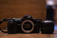 Фотоапарат Olympus OM707 35-70mm